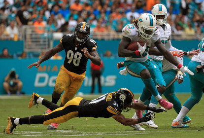 Pittsburgh Steelers v Miami Dolphins